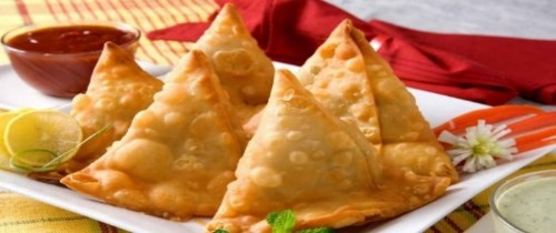 Help us w/ our samosa sale on January 20th!